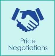 Preisverhandlungen